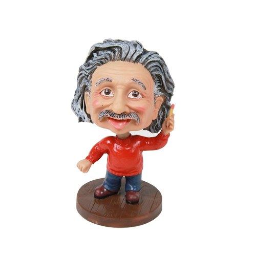 爱因斯坦摇头公仔 - 设计师 赛先生科学工厂   pinkoi
