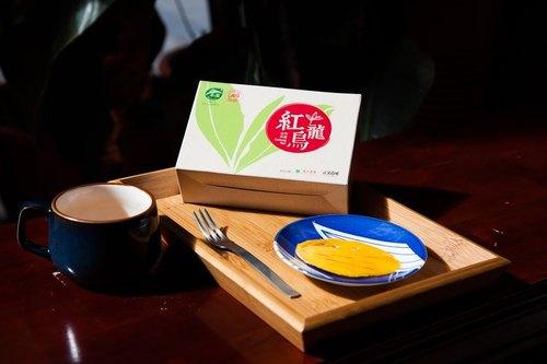 【街頭撞見良食】 人生百味 福山農莊 有機紅烏龍茶 8茶包