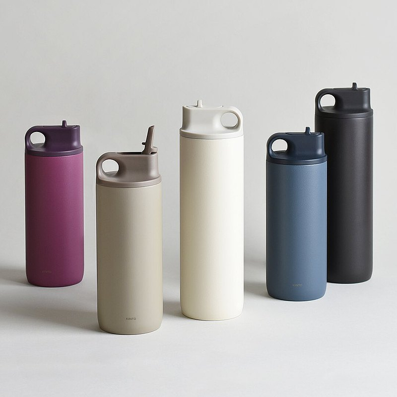 Japan KINTO ACTIVE TUMBLER sports magic bottle 600ml / 800ml / 5 colors