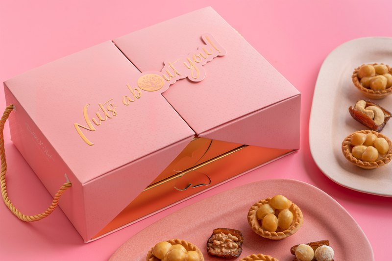 Heaven's Box-Double Gift │ Comprehensive Date Palm Nuts + Hawaiian Bean Nut Tower