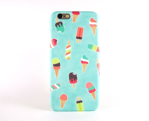 Ice Cream iPhone case