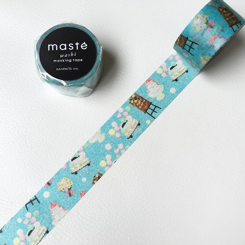 maste and paper tape Multi Amazing Life Series [wedding (MST-MKT162-A)]