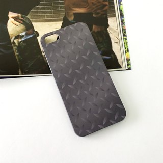 Steel Plate Pattern Print Soft / Hard Case for iPhone X,  iPhone 8,  iPhone 8 Plus, iPhone 7 case, iPhone 7 Plus case, iPhone 6/6S, iPhone 6/6S Plus, Samsung Galaxy Note 7 case, Note 5 case, S7 Edge case, S7 case