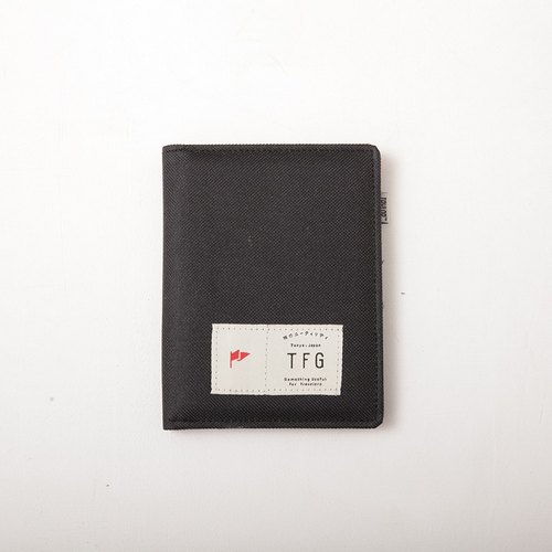 Wallet Passport 403 Black