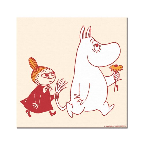 Moomin Moomin authorization - Picture frame 80 * 80cm: [] stooge