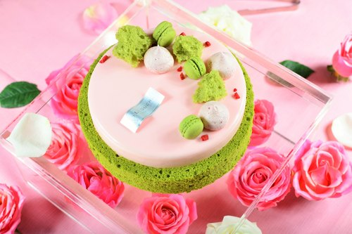 ◆ Suge Lei. Mother's Day cake Soon ◆ Tuileries Gardens 6 inches ☛4 / 30 before pre-order to ensure that the mother before the holiday arrival !!!