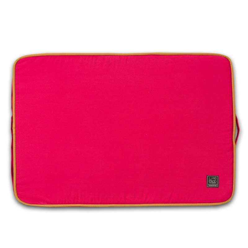 Lifeapp replacement pad M_W80xD55xH5cm (red and blue) without sleeping pad