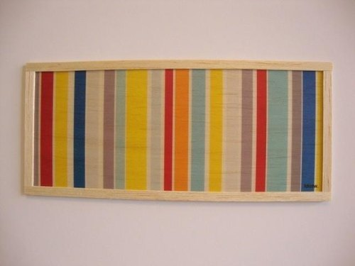 colourful stripe