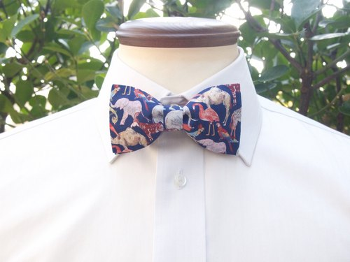 TATAN Animal Bow Tie