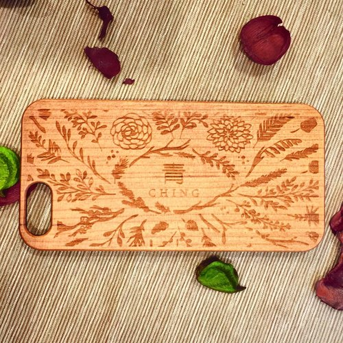 Green CHING newly opened Taiwan local Free shipping logs Muke exclusive customized mobile phone shell My Secret Garden 1 iPhone Limited (i5 / s / i6 / s / i6plus / s Samsung S4 / 5/6/7 Note 4/5 SONY Z4 / 5 LG G4 / 5)