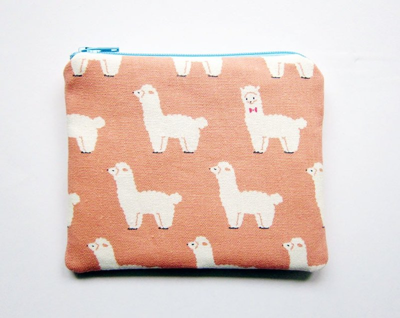Zipper bag / purse / mobile phone sets foundation mud horse
