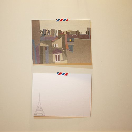 [Out. Go] Paris postcard ◆ ◇ ◆ ◆ ◇ ◆