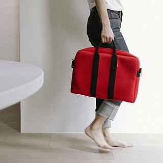 "Manton 17 ""computer briefcase."