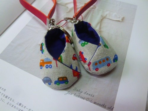 Car wedding gift good luck charms pregnant shoe shoes