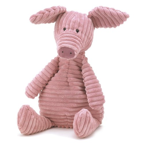Jellycat Cordy Roy Piggy pig rough outline 41cm [Pre-Order]
