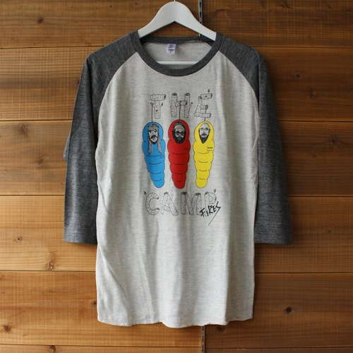 THE CAMP FIRES Raglan