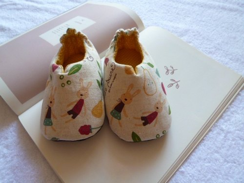 Birthday gift fruit Bunny indoor shoes