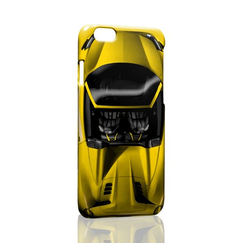 Car and - yellow sports car custom Samsung S5 S6 S7 note4 note5 iPhone 5 5s 6 6s 6 plus 7 7 plus ASUS HTC m9 Sony LG g4 g5 v10 phone shell mobile phone sets phone shell phonecase