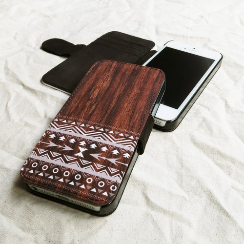 OneLittleForest - Original Mobile Case - iPhone 5, iPhone 5c, iPhone 4- ethnic patterns