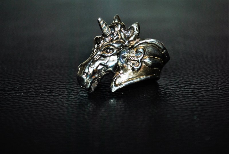 | Alarein | handmade silver | Forest Series | Ring | Marcon