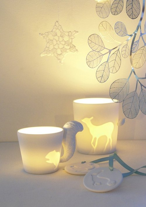 KINTO Cup fairy tale animals - deer