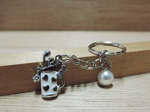 ‧ ‧ personalized golf athletic department key ring