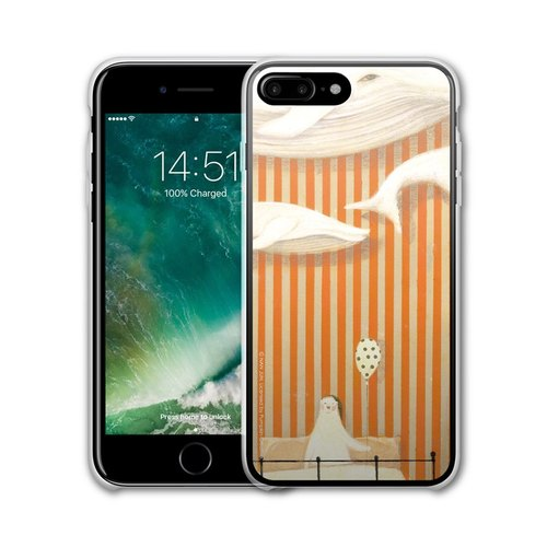 AppleWork iPhone 6 / 6S / 7 Plus original design protective shell - Nam Jun PSIP6P-361
