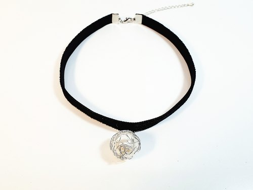 W&Y Atelier - Black Choker , Necklace (4 colors)