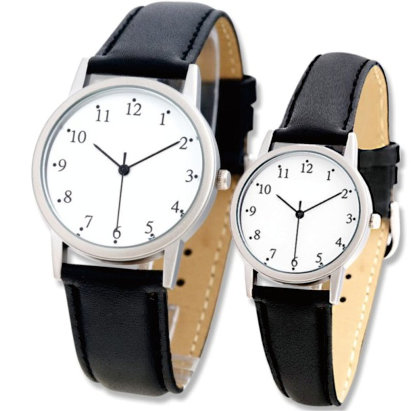 Customized neutral watch (India silhouette, name, pattern, etc., freely designed surface) A002G-1 A002L-1