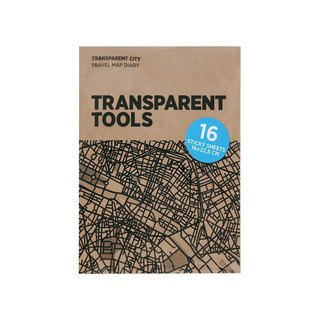 Palomar drawing a map transparent drawing paper supplement package