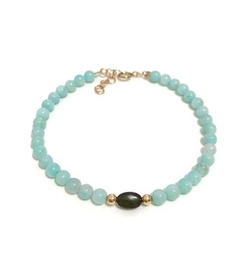 Little Amazonite Bracelet