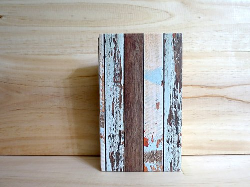 Miss crocodile handmade books French Stitch C --- FRSC043 wood