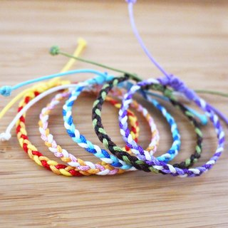 [Korean weaving] composite wire braided bracelet