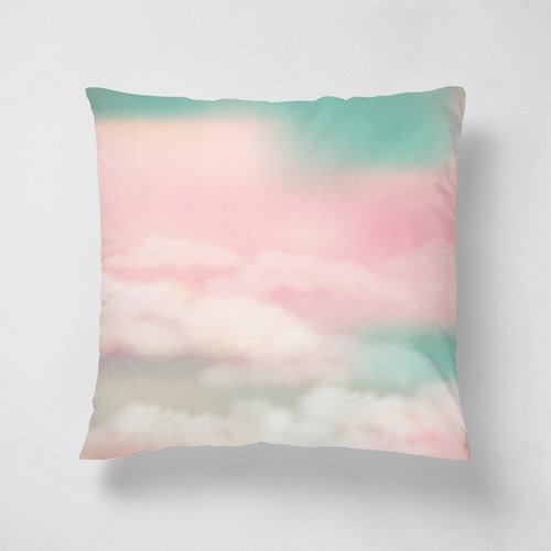 Cloud 40cm short fiber pillow