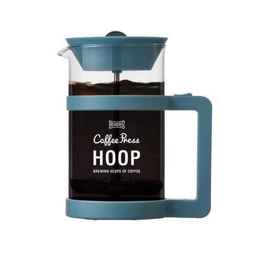 RIVERS COFFEE PRESS HOOP (BLUE)