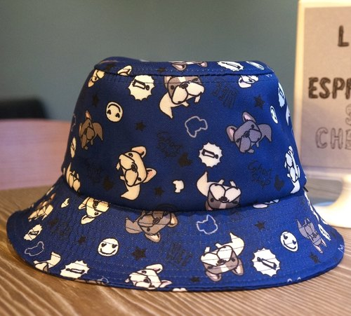 (Sold out) method bucket hat - bucket method Daily / Blue