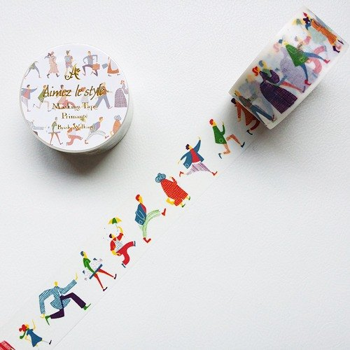 Aimez le style 28mm and paper tape (05236 brisk walk)
