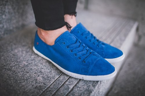 FYE- OPALE Stone  LAPIS LAZULI   ULTRASUEDE and Eco-friendly shoes for WOMEN---Comfort & Lifestyle