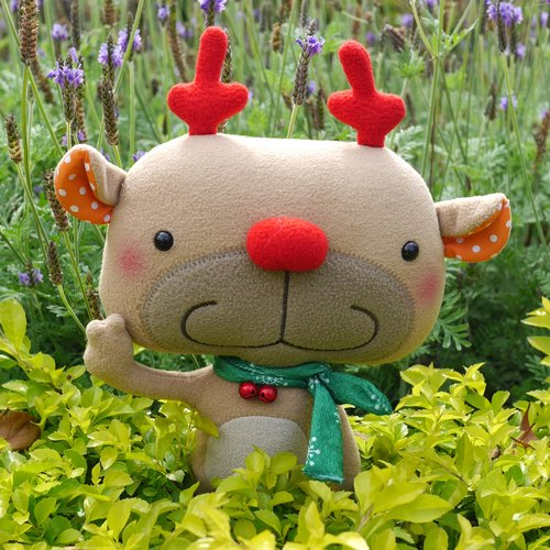 """Balloon"" doll - elk Sang (wealthy)"