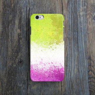 Ink Splash, - Designer iPhone Case. Pattern iPhone Case. One Little Forest