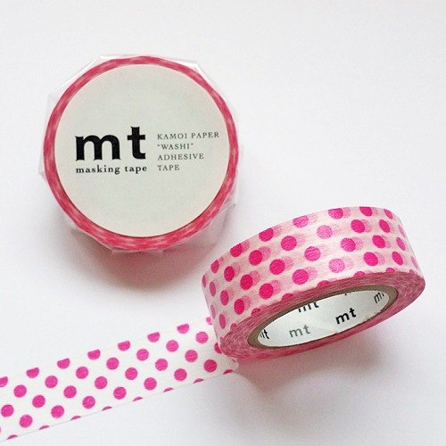 mt and paper tape Deco [Shuiyu little - pink (MT01D229)]