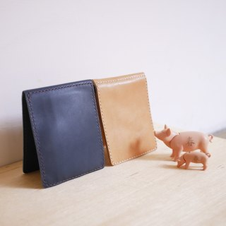 Gentleman Wallet Card