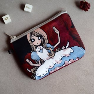 ZoeL*mezzanine purse*Rose x Alice * Own Alice Alice illustration