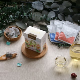 Oolong tea Bundles | Packed into 8 (4 tea) triangle teabag tea] [HERDOR