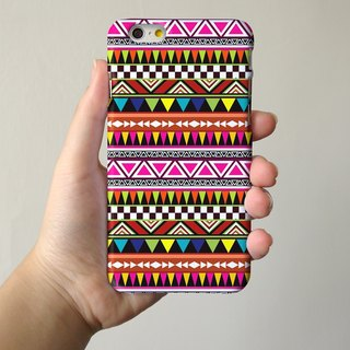 Colour Navajo Tribal Pattern 34 3D Full Wrap Phone Case, available for  iPhone 7, iPhone 7 Plus, iPhone 6s, iPhone 6s Plus, iPhone 5/5s, iPhone 5c, iPhone 4/4s, Samsung Galaxy S7, S7 Edge, S6 Edge Plus, S6, S6 Edge, S5 S4 S3  Samsung Galaxy Note 5, Note 4,
