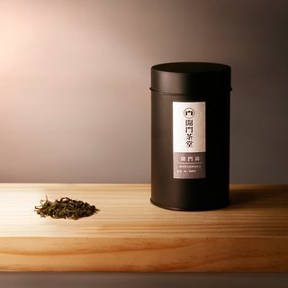 Church door open green tea (organic green tea) - Canned Tea / 50g