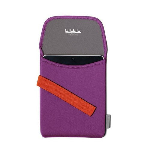 HelloLulu Eli-iPad protection bag (purple)