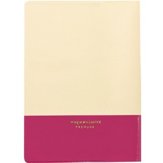 [Japanese] Prendre LABCLIP series Book cover slipcase (small) pink
