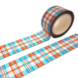Hong Kong Masking Tape - Hong Kong Series - Red White Blue Gate (S2014-175)