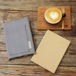 Unique species of color cloth book clothing plus A5 notebook special group